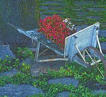 Bloomin' Begonias by wiscbackroadz