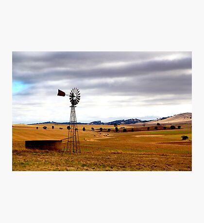 Australian Rural Landscape Photographic Print