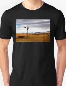 Australian Rural Landscape T-Shirt