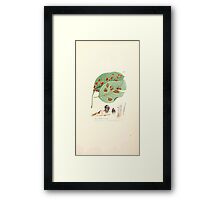 Coloured figures of English fungi or mushrooms James Sowerby 1809 1041 Framed Print