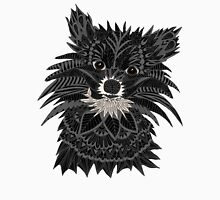 Black Pomeranian Unisex T-Shirt