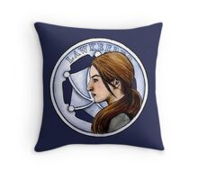 The New Lawkeeper  Throw Pillow