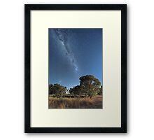 Southern part of The Milky Way  Framed Print