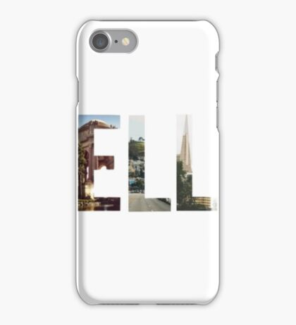 Hella iPhone Case/Skin