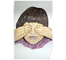 Study of Kayla-See No Evil Poster