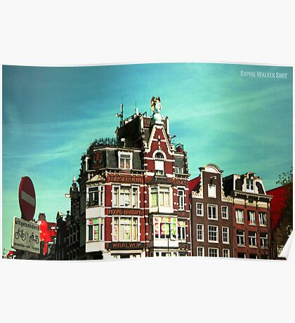 Dutch Hostel  Poster