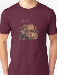 Mater says Hello T-Shirt