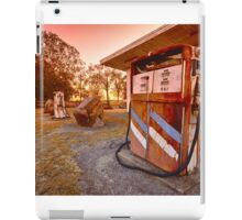 Abandoned building in the outback. iPad Case/Skin