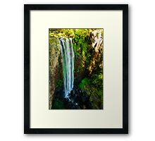 Queen Mary Falls Framed Print