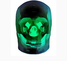 Another Green and Blue Skull Unisex T-Shirt