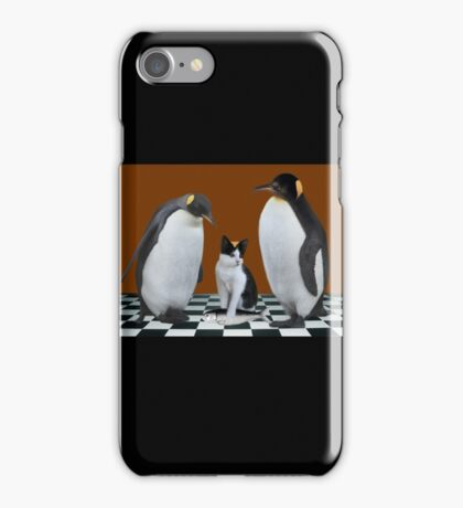 """""""THIS IS NOT JUNIOR - WHO IS THIS IMPOSTER?"""" Always show the you in you that makes you the you that you are.  iPhone Case/Skin"""
