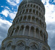 Leaning Tower Of Pisa by jnmayer