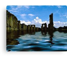 After the Flood Canvas Print