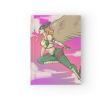 Hawkgirl Hardcover Journal