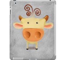 Little Cow iPad Case/Skin