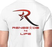 Mass Effect Renegade For Life Unisex T-Shirt