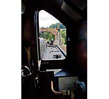 Engineers View Photographic Print