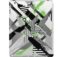 Geometric Digital iPad Case/Skin