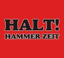 Stop...... Hammer Time by Stuart Stolzenberg