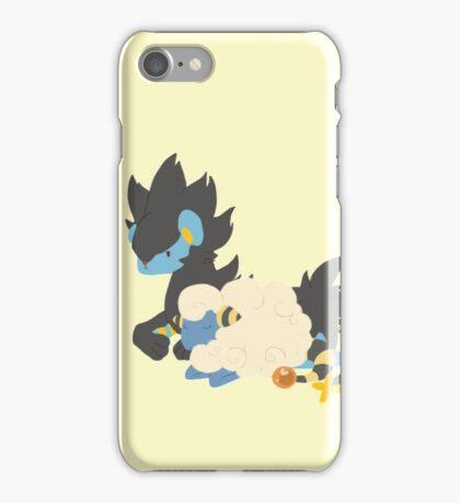 Electric Luv iPhone Case/Skin
