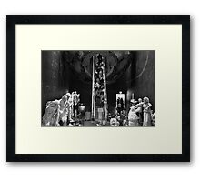 Natural History Museum London England Framed Print