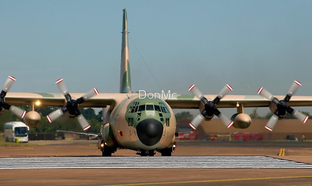 C130 Hercules by DonMc