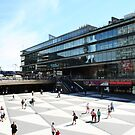 stockholm central by kennypepermans