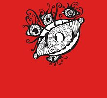 Doodle Eye Tee Womens Fitted T-Shirt