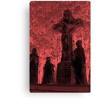 rood red Canvas Print