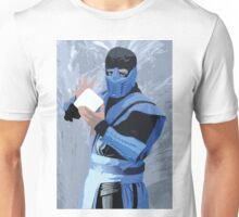 Sub Zero Cutout Unisex T-Shirt