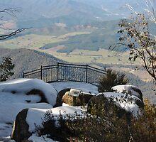 Crystal Brooke Falls Lookout, Mt Buffalo. by MissyD
