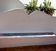 Tile Bench by phil decocco