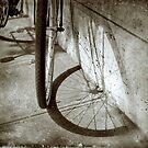 Wheel shadow by Laurent Hunziker