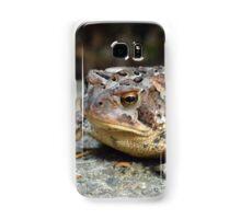 Basking Toad Samsung Galaxy Case/Skin