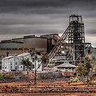 Mining Landscape by Rod Wilkinson