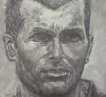 Zinedine Zidane by Ollie22
