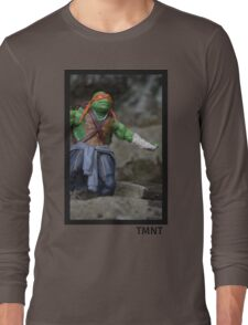 Michelangelo -- TMNT  Long Sleeve T-Shirt