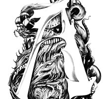 A is for Abominable by Lorinda Tomko