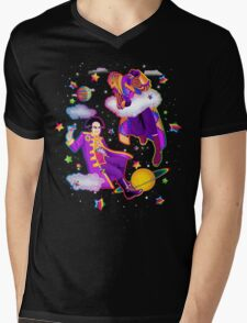 Lisa Frank Babylon 5 Londo Mollari and G'Kar  Mens V-Neck T-Shirt