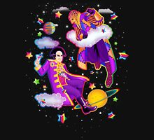 Lisa Frank Babylon 5 Londo Mollari and G'Kar  Unisex T-Shirt