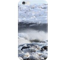 Breakers on the Shore iPhone Case/Skin