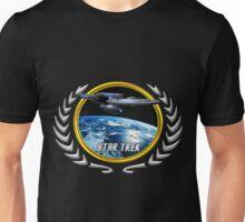 Star trek Federation of Planets Enterprise Refit Unisex T-Shirt