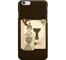 Teahouse of the August Moon iPhone Case/Skin