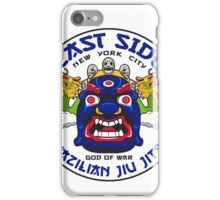 ESBJJ East Side Brazilian Jiu Jitsu iPhone Case/Skin