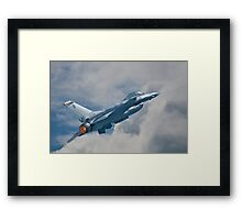 Viper Framed Print