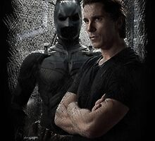 Batman Christian Bale Design by SpiderReviewer
