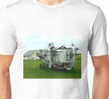 OLD THRESHING MACHINE Unisex T-Shirt