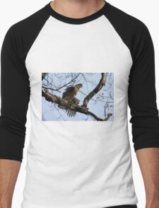 COOPER'S HAWK Men's Baseball ¾ T-Shirt