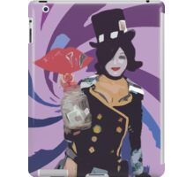 Moxxi Cutout Design iPad Case/Skin