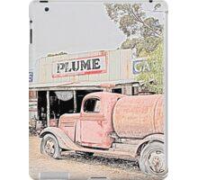 Heritage Garage and Tanker iPad Case/Skin